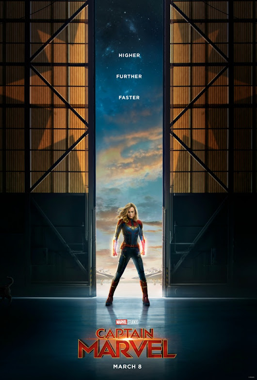 First Official Trailer for Captain Marvel (and 9 NEW Photos) - Finding Debra