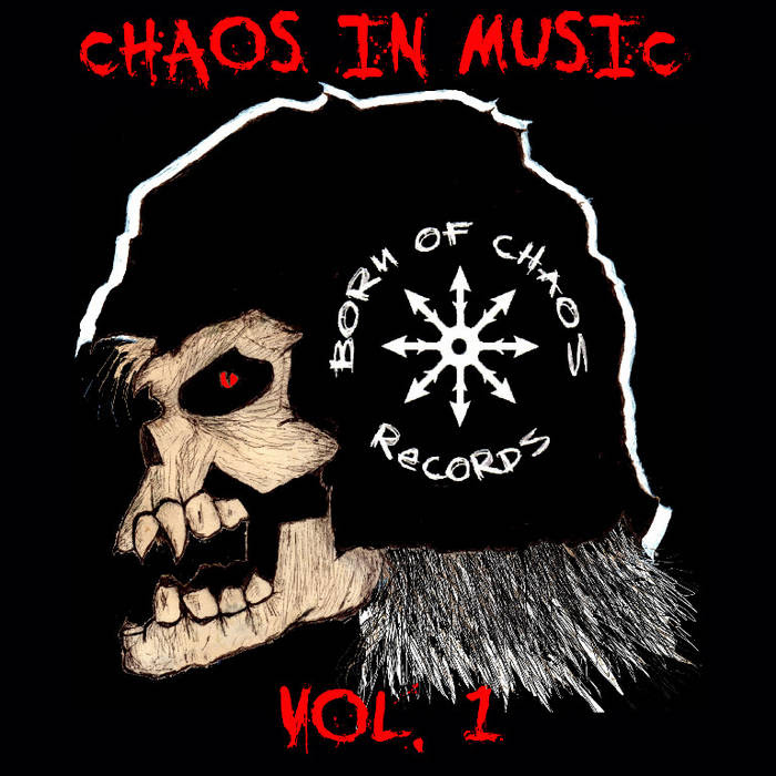 Chaos In Music Vol. 1 cover art