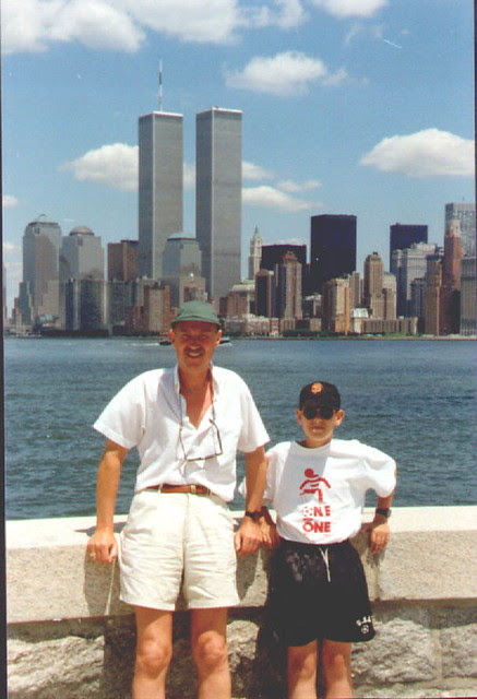 The Mikes & the World Trade Center