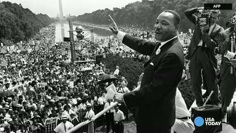 Martin Luther King Jr Quotes Here Are The 10 Most Tweeted