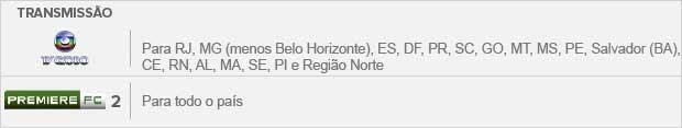 Header Transmissão  - Atletico-MG x Flamengo (Foto: Editoria de Arte)