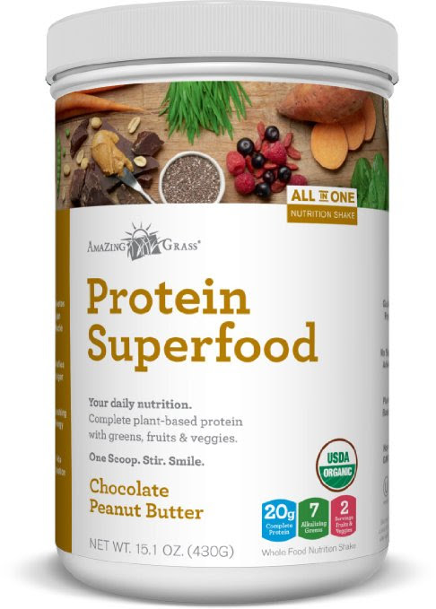 Amazing Grass Protein Superfood Review: Reviews of All Flavors!