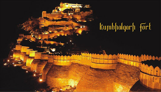 The Historic Appeal of Kumbhalgarh