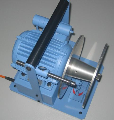 CREALET AG | Winding Device for Surplus Warp Ends / FADAB