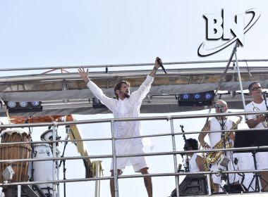 Pipoca do Saulo inicia segundo dia de Carnaval de Salvador: 'Festa família'