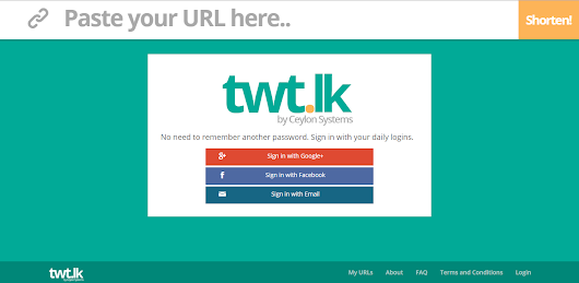 TWT.LK : Takes the Web Tiny | Ceylon Systems