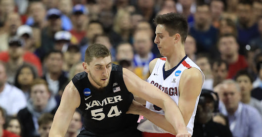 Gonzaga Marches Into Its First Final Four by Routing Xavier