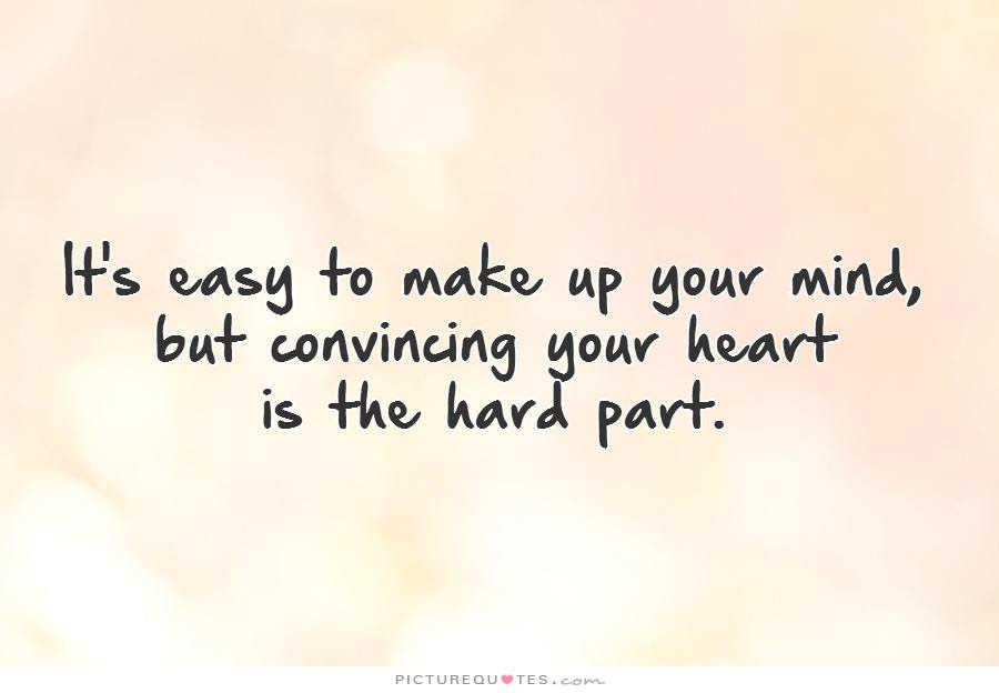Quotes About Love Heart And Mind 133 Quotes