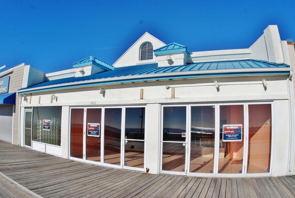 952 Boardwalk, Ocean City NJ 08226, COMMERCIAL LEASE  Home for Sale  Real Estate Listing