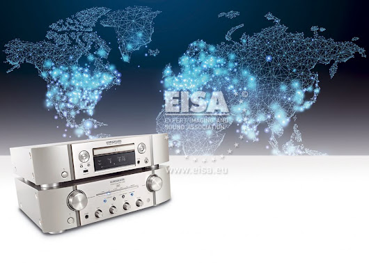 Marantz ND8006/PM8006 | EISA – Expert Imaging and Sound Association