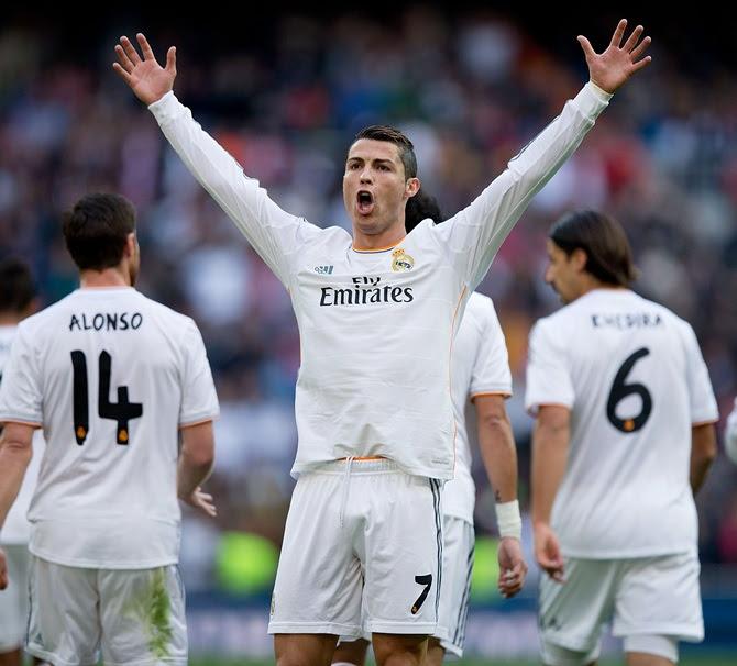 Cristiano Ronaldo Birthday Picture
