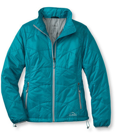 LLBean Women's Ascent Packaway Jacket