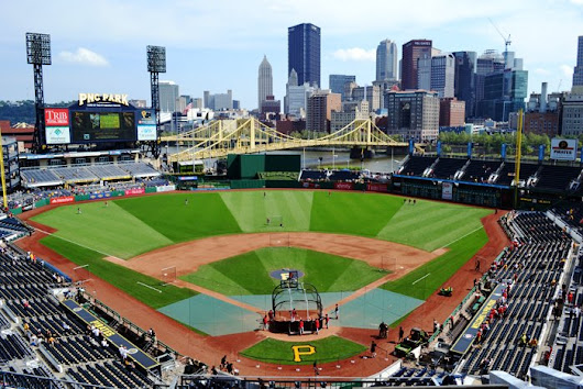 PNC Park » Official BPG Review & Photos  (Pittsburgh Pirates)