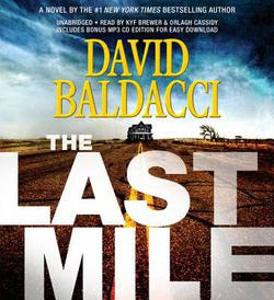 The Last Mile by David Baldacci (unabridged audio)