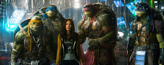 I Always Loved Those Mutant Turtles & Their Sensei, But I Have Doubts About This New Movie