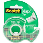 Scotch Magic Transparent Tape -PACK 18