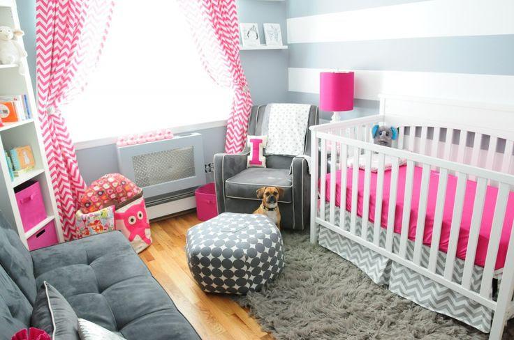 baby girl nursery - Baby Room Ideas