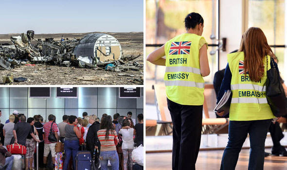 British extremists linked to the jet bomb