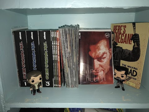 Complete Walking Dead Comic Collection