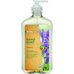 Ecos Pro Pl9665/6 Crystal Clear Hand Soap, Lavender Scent, 17 Oz