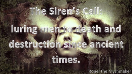 The Siren's Call #FolkloreThursday