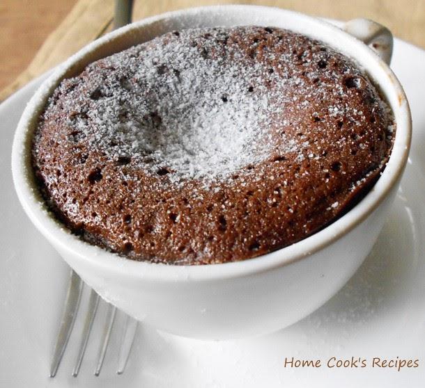 Chocolate Molten Cake Recipe Joy Of Baking