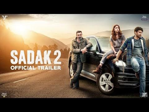 Sadak 2 Hindi Movie Trailer