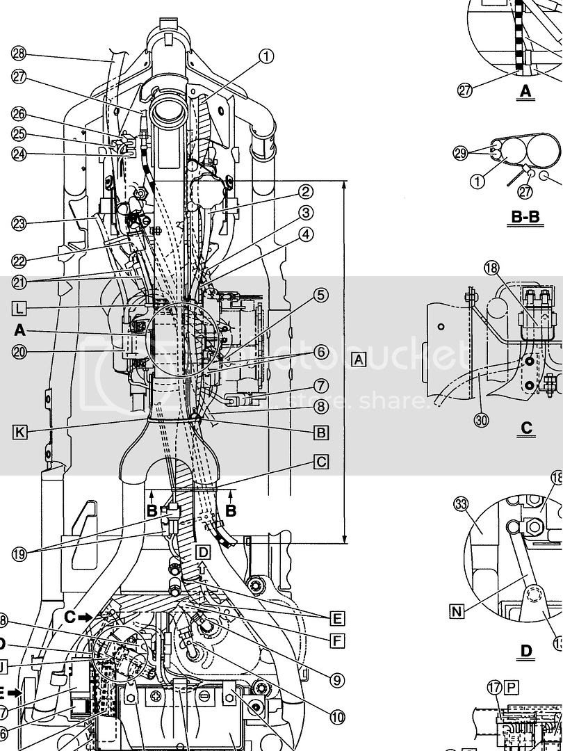 31 Illinois Motorcycle Road Test Diagram