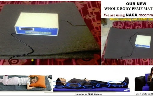 PEMF treatment machine: Pemf pulsed electromagnetic therapy device for depression