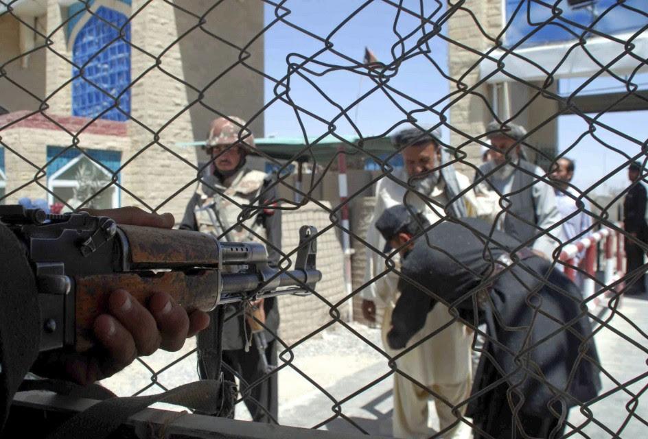 Máxima seguridad por las elecciones en Afganistán
