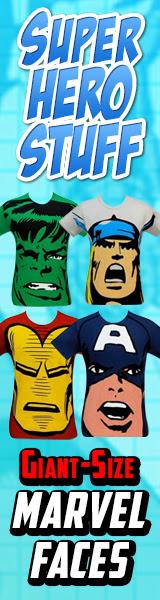 SuperHeroStuff - New Marvel Stuff