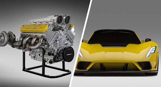 Hennessey Venom F5 Twin-Turbo 7.6-Liter V8 Unveiled With 1600+ HP | Carscoops