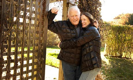 James Salter and Kay Eldredge