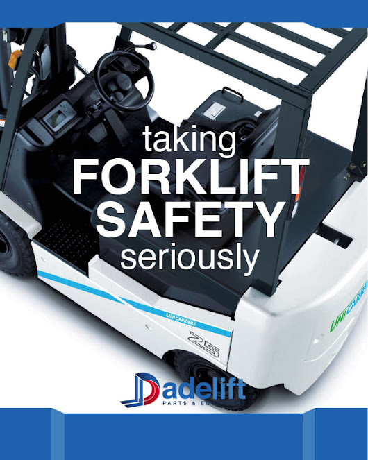 Taking Forklift Safety Seriously.