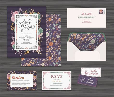 Wedding Invitation Wording Etiquette Examples