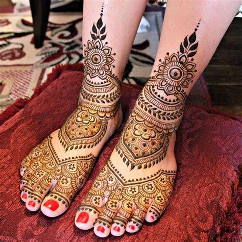 25  Latest Bridal Henna Mehndi Designs   Art & Craft Ideas