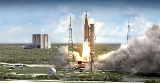 NASA To Study Launching Astronauts on 1st SLS/Orion Flight - Universe Today