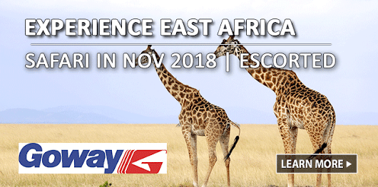 GoWay East Africa Tour - Cruise Holidays of Metro East