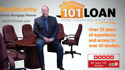 101 Loan Mortgage - Willow Glen - Campbell, CA