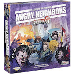 Zombicide Angry Neighbors Board Game Expansion