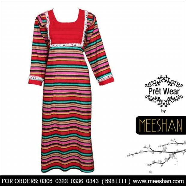 Stylish-Ladies-Girls-Women-Kurta-Kurti-Collection-2013-For-Eid-Event-by-Meeshan-2