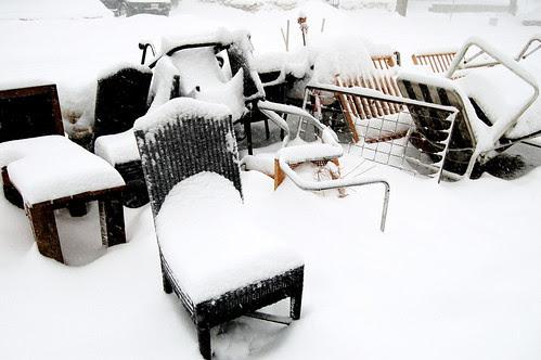 snow junk
