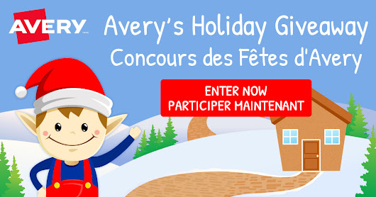 Avery's Holiday Giveaway
