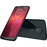 "Motorola Moto Z3 Play 64GB 6"" Unlocked Android 8.1 Smartphone - Deep Indigo"