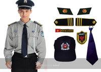 phụ kiện đồng phục bảo vệ bán sẵn