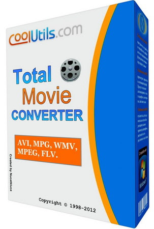 Coolutils Total Movie Converter 4.1.21 Free Download Full Version