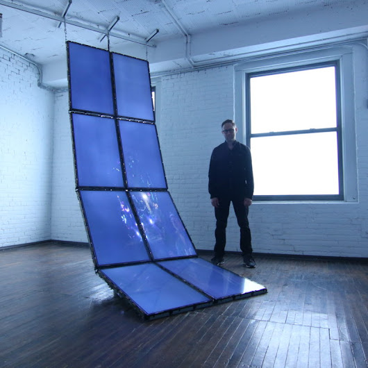 Mattress Factory Installations with MiniMAD – Projection Mapping Central