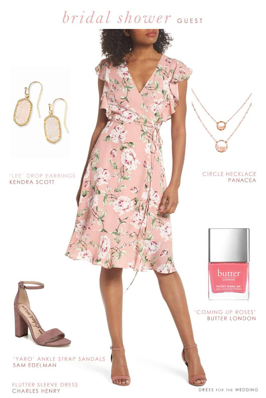 What Should You Wear to A Bridal Shower as a Guest? | Dress for the Wedding
