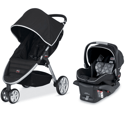 Britax 2014 B-Agile and B-Safe Travel System Review - BabyZeen.com