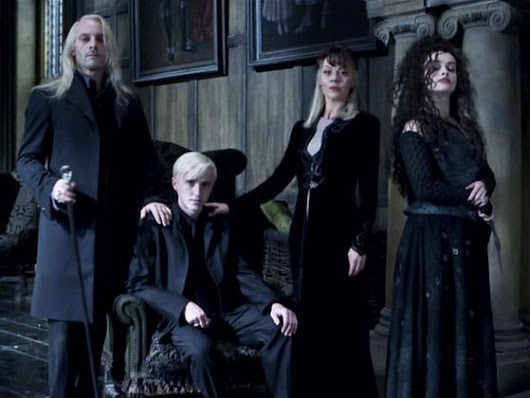 Which family are you in Harry Potter?